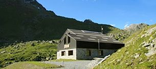 Rifugio Grand Tournalin - 2.535 m